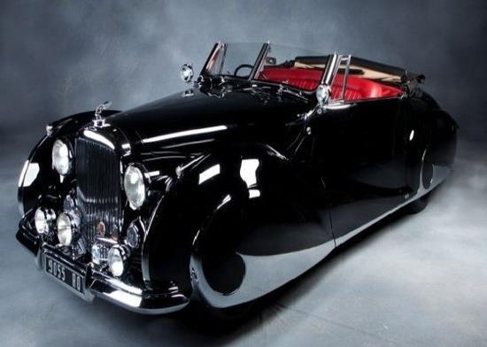 1947 Bentley Mark VI Cabriolet 1