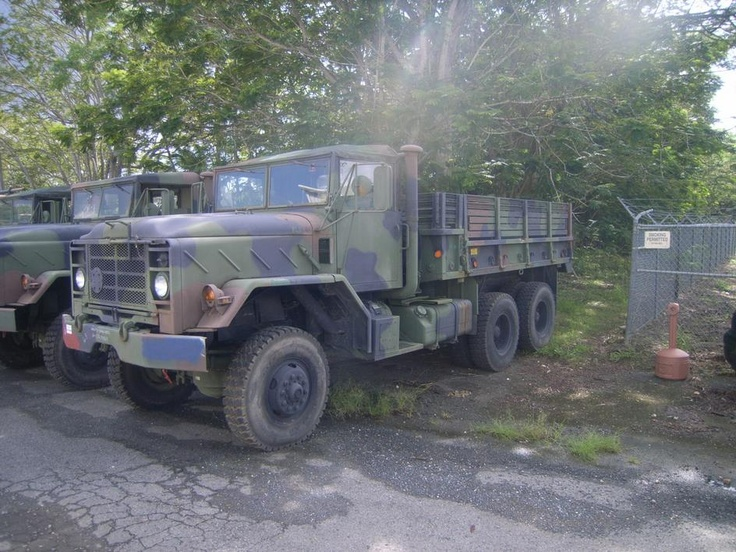 AM General Corporation Cargo Truck, model M923, 5 ton 6x6- Get your bug out vehicle on Government Liquidation 6