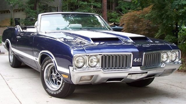 Oldsmobile Cutlass 10