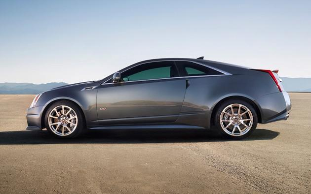 2013 Cadillac CTS Coupe 16