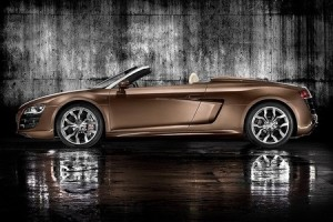 Audi R8 Spider – audi, car, r8, tuning