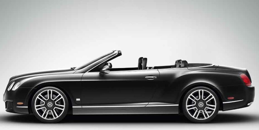 2012 Bentley Continental GT Convertible Twin-Turbo V-8 20