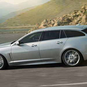 New Jaguar XF Sportbrake Estate