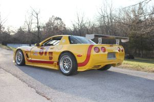 1999 Cheverolet Corvette C5R Factory Race Car