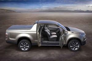 cheverolet trucks | Chevrolet Colorado Show Truck revealed at Bangkok Motor Show Mar