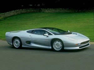 fastest car Jaguar XJ220