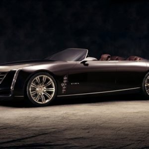 I know its a Cadillac….but c'mon, its a thing of beauty!