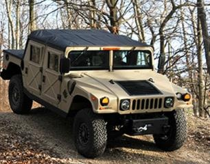 AM General Hummer C- Series Launches in Kit Form