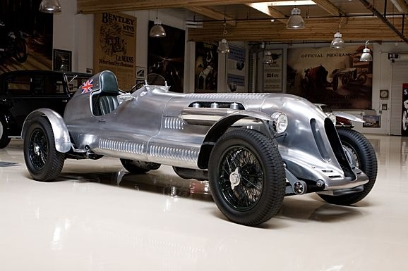 1929 Bentley Speed Six in Jay Leno's collection 18
