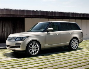 All-new Range Rover L405 revealed