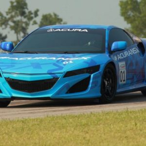 Teased: Acura NSX Prototype Revealed on Track in Ohio – MotorTrend WOT
