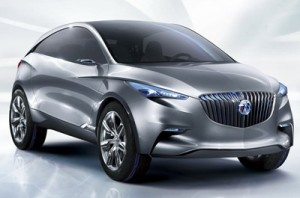 Buick Envision 2011