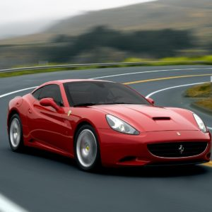 Ferrari California Latest Car