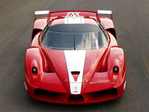 enzo red front