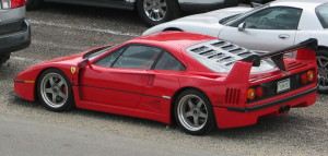 f40 red