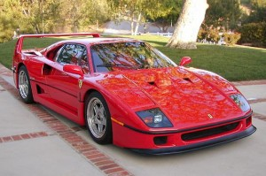 f40 red front