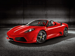 The latest model released by Ferrari was the F430.