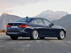 BMW 328i Sedan Luxury Line (2012)