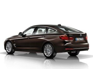 BMW 328i Gran Turismo Luxury Line (2013)
