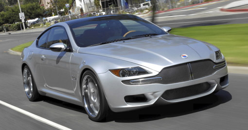Fisker developing new plug-in hybrid sports car