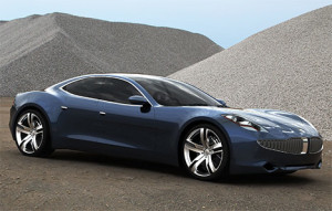 Fisker Karma to be made in Scandinavia Finland*
