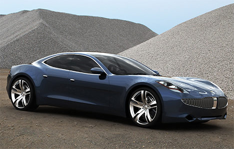 Fisker Karma to be made in Scandinavia Finland*  5