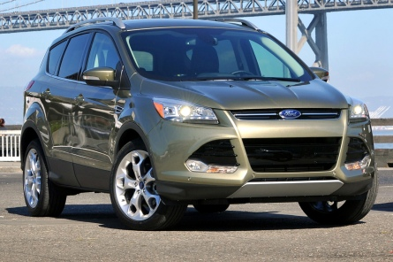The 2013 Ford Escape   1