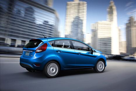 Ford will launch the Fiesta Econetic  16