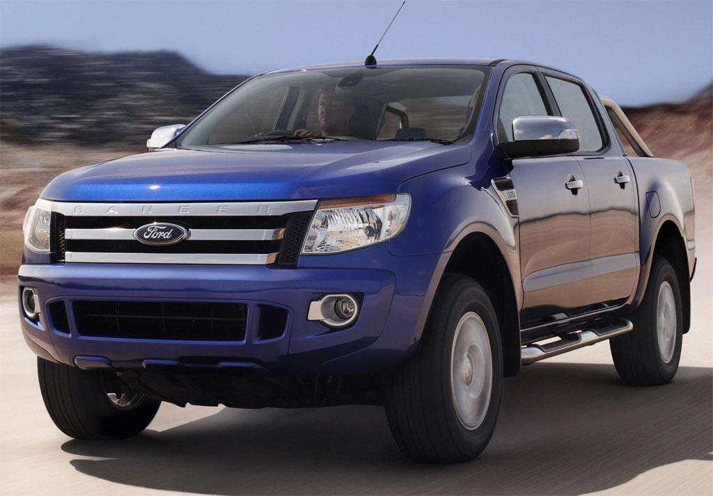 2012 Ford Ranger Wildtrak  8
