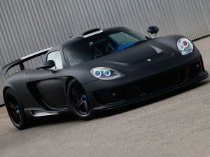 carrera gt black edition