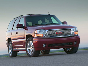 2013 GMC Yukon Red New Cars
