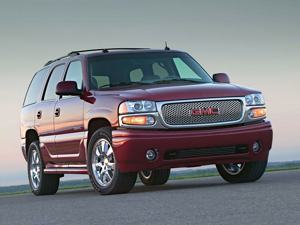 2013 GMC Yukon Red New Cars  4