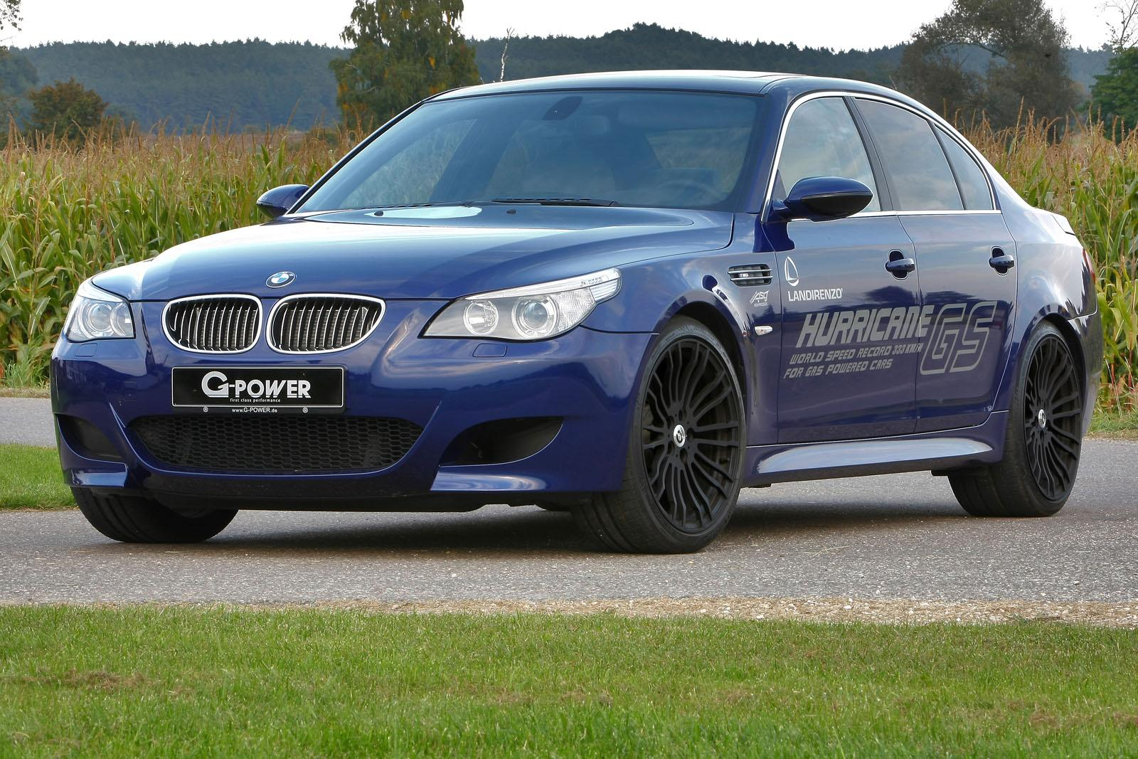 2011 G-Power BMW M5 Hurricane GS – Front Angle View  23