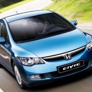 Honda Civic. The Civic started out in 1973 as a flexible working man's car …
