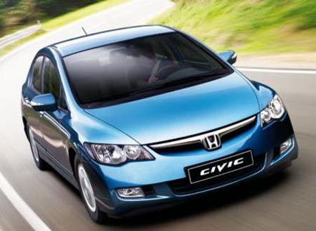 Honda Civic. The Civic started out in 1973 as a flexible working man's car ...  20
