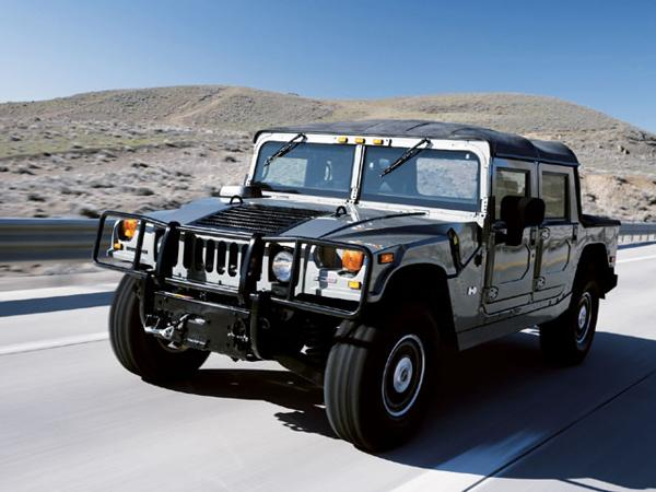 2013 Hummer H1 is one brand new car from Hummer that was released in 2013.