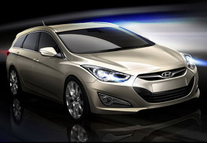Hyundai re-prepare the latest car models to segment the Geneva Motor Show.
