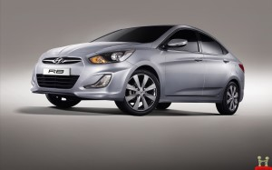 Hyundai RB latest Model Car
