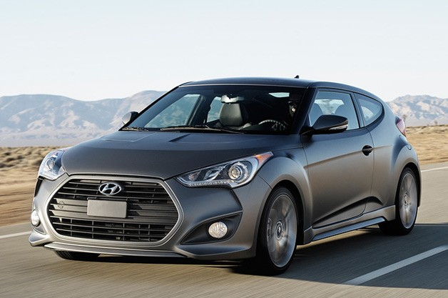 We have a lot to tell you about the 2013 Hyundai Veloster Turbo