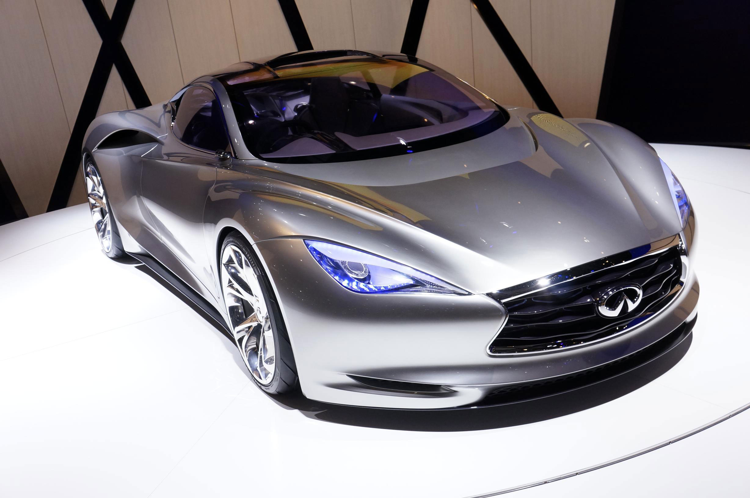 Infiniti's Gorgeous EV Proves 'Silence Is the New Vroom'  23