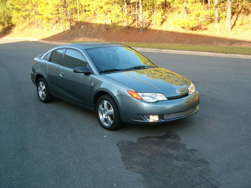 Saturn Ion 3 Quad Coupe – 2007