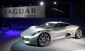 Jaguar Revisits Stillborn C-X75 Supercar