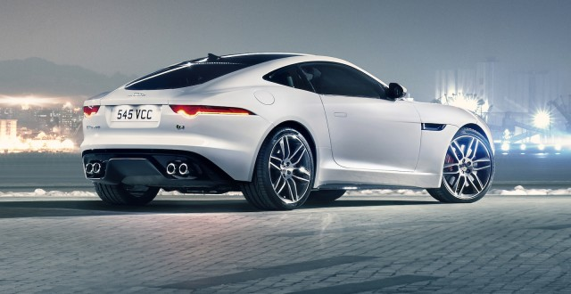 2014 Jaguar F-Type Coupe 1