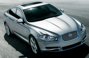 Jaguar Injects Diesel into XF
