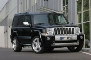 2011 Jeep Commander