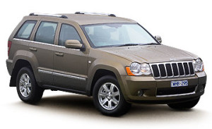 2008 Jeep Grand Cherokee Limited CRD 5-dr wagon Car