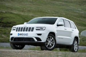 Latest Jeep Grand Cherokee Summit