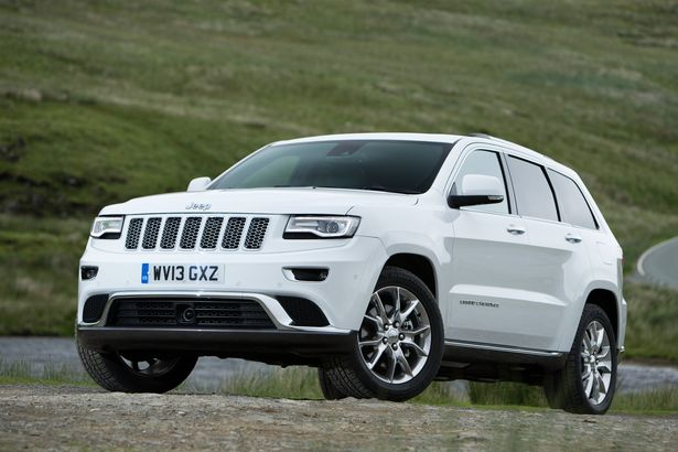 Latest Jeep Grand Cherokee Summit  2
