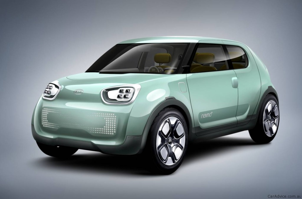 New Concept Car Shows Future for Kia