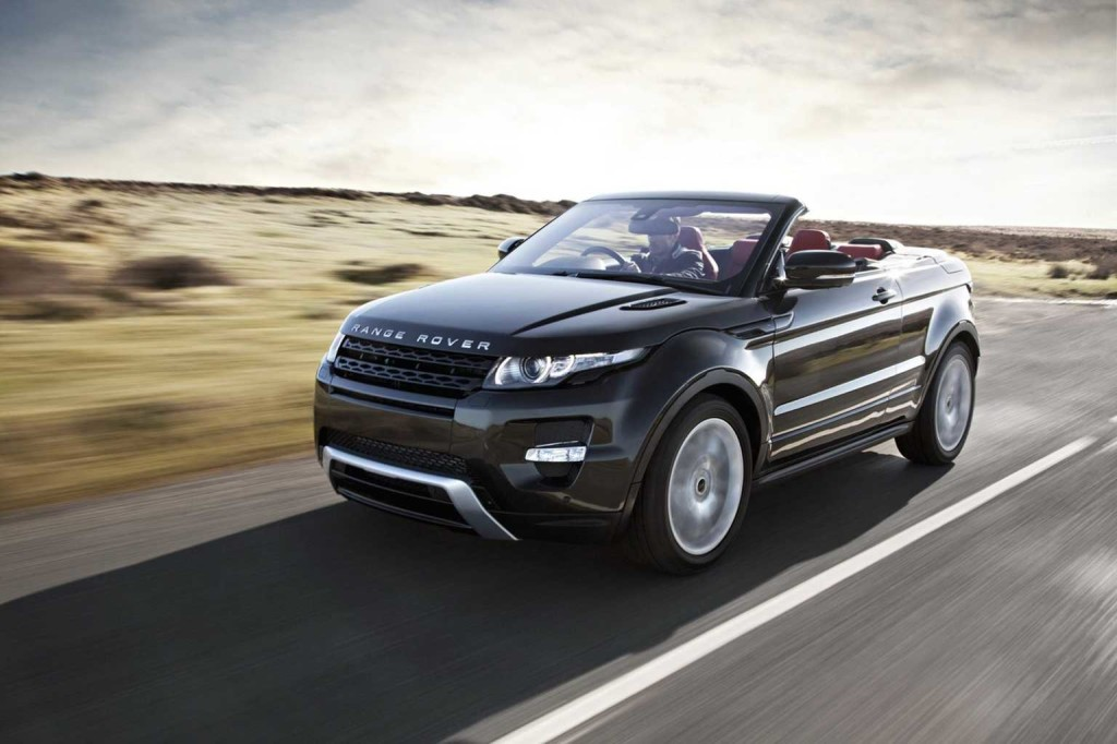 The reason of doing this is that Land Rover has unsold inventory.  1